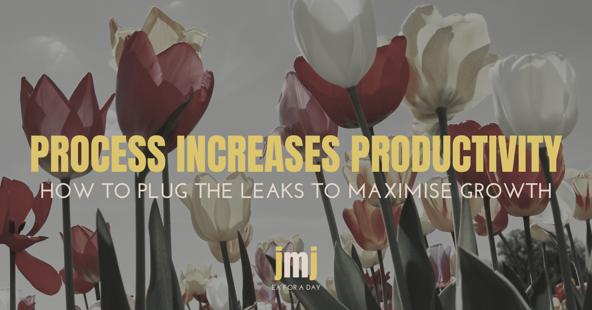 Process increases productivity blog image